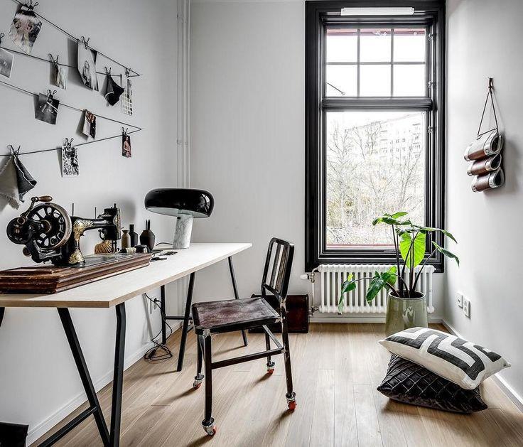 "Pocket: 94 Likes, 3 Comments - Mikaela Törnegren (@mtornegren) on Instagram: ""Workspace ??från en tidigare styling för @alexanderwhitesthlm foto @henriknero styling team…"""