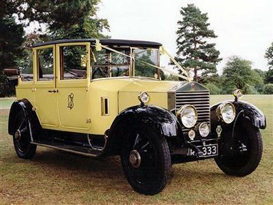 1926 Rolls Royce 20 hpLandaulet Hire, Darling Buds of May Rolls-Royce, South East, England