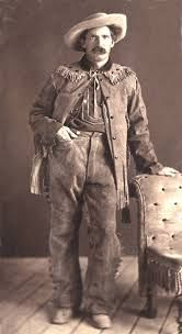 Al Seiber, scouting the Apaches for Generals Crook and Miles.  He taught Tom Horn and helped hunt down Geronimo.