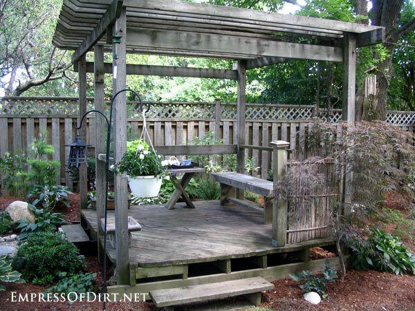Garden Gate Arbors Designs Garden ideas and garden design