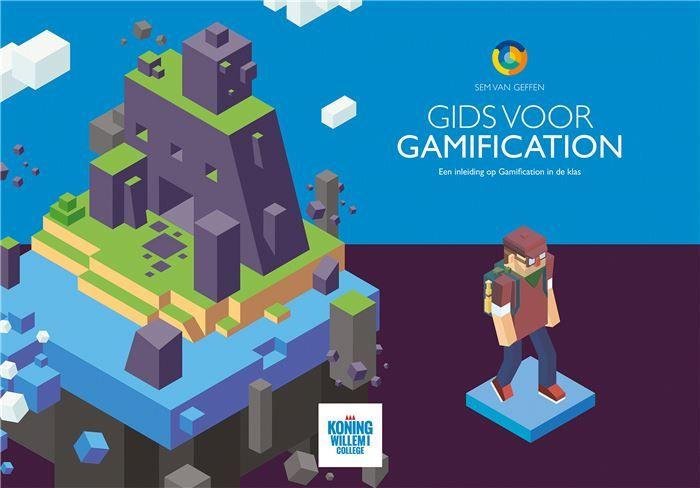 Gids voor Gamification  Welkom (terug) in de wereld van gamification! Deze gids is speciaal geschreven voor studenten docenten en ontwikkelaars die snel aan de slag willen met het ontwerpen van spelconcepten. Heb je weinig tijd maar veel ideeën? Perfect! Dankzij een compact stappenplan dat vergezeld wordt door inspirerende illustraties krijg je binnen korte tijd meer grip op het ontwerpen van gamification. Gamification in de klas gaat verder dan alleen het inzetten van een spelconcept. Het…
