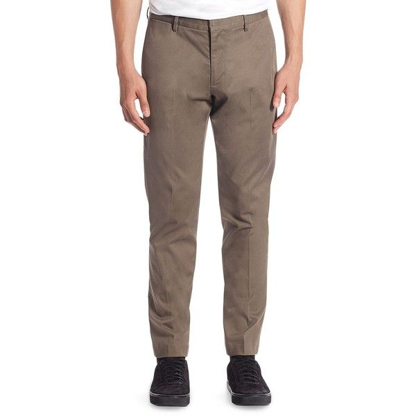 Vince Clean Chino Pants (11.535 RUB) ❤ liked on Polyvore featuring men's fashion, men's clothing, men's pants, men's casual pants, mens chino pants, mens chinos pants, mens slim fit chino pants, mens slim fit pants and mens slim pants