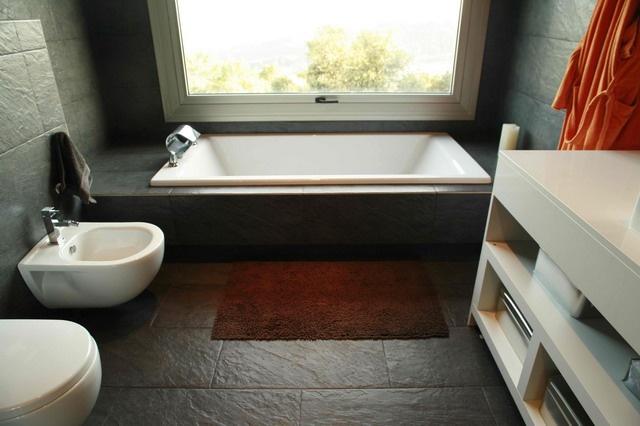 Ideas Sanitarios Baño:Decoracion #Moderno #Ba ño #Sanitarios #Vidrio #Ventanas More