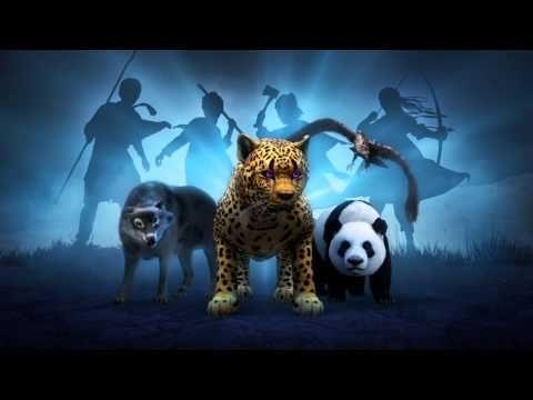Brandon Mull's latest can't-miss series.  I'll take 5!  --Juvenile Fiction--Spirit Animals Series Trailer - YouTube