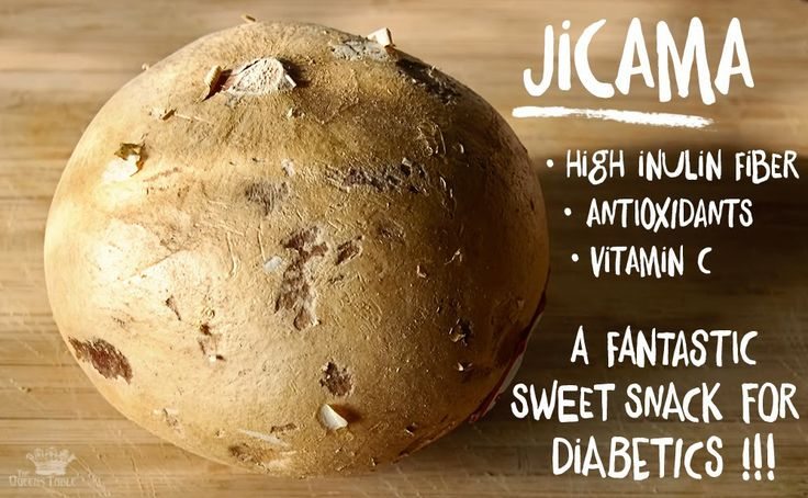 can diabetics eat fruit jicama fruit