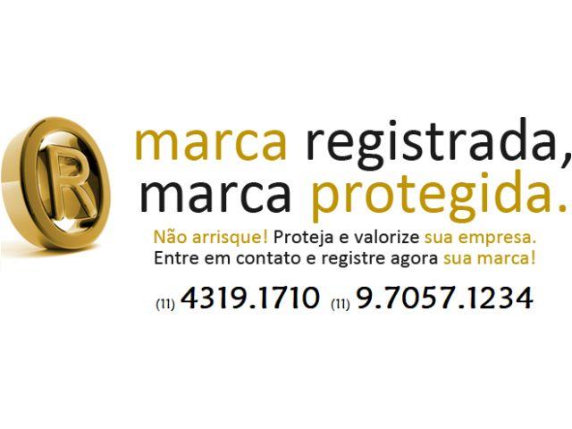 Registre sua marca.Garanta a exclusividade e a propriedade sobre ela. Registro de Marcas - Patente e Desenho Industrial - Direito Autoral - Registro de Software
