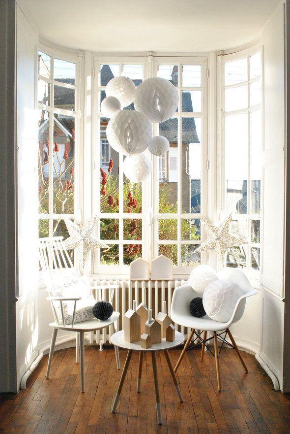 die besten 17 bilder zu fensterdeko auf pinterest deko. Black Bedroom Furniture Sets. Home Design Ideas