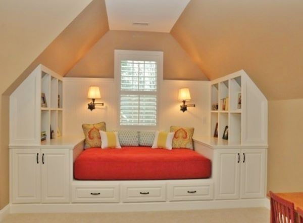 17 best images about under eves ideas on pinterest bonus for Attic storage bow