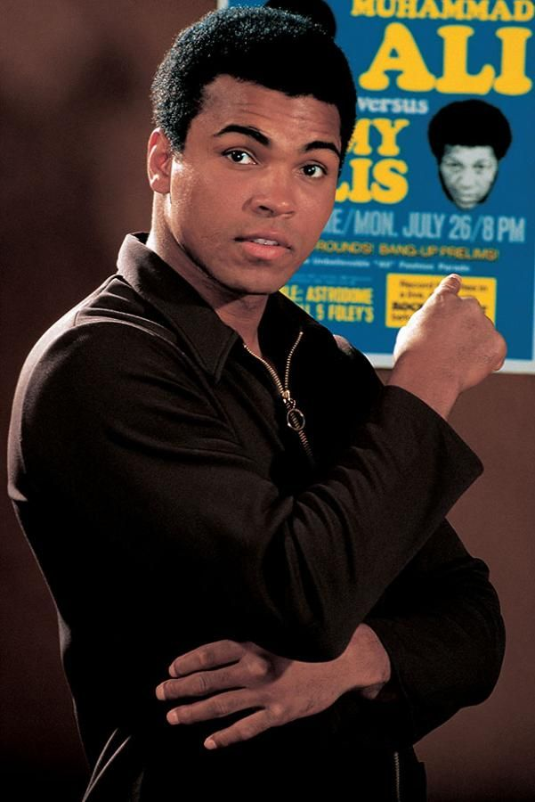 Muhammad Ali: SI's 100 Greatest Photos of The Greatest