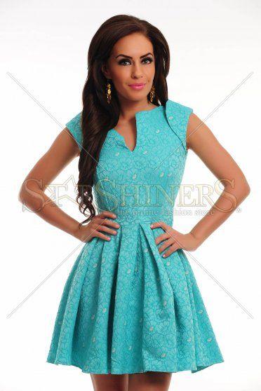 Rochie Polished Harmony Turquoise
