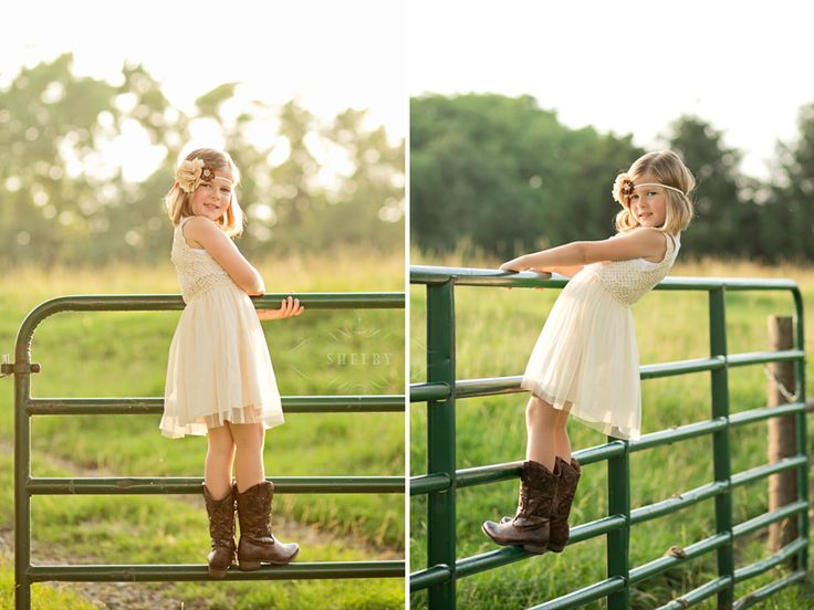 country family portrait session