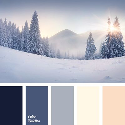 winter color palette 2016 palettes with color ideas for decoration your  house, wedding, hair or even nails.