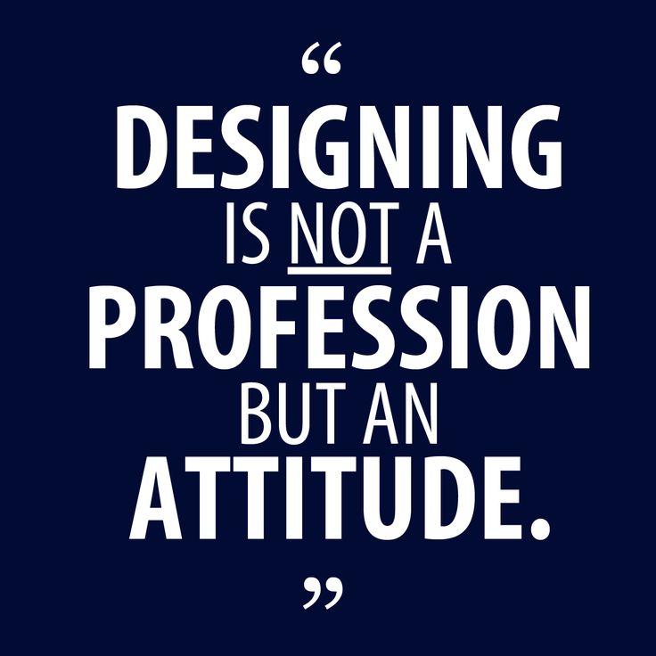 """Design is a Choice."" #quote #architecture #interiordesign"