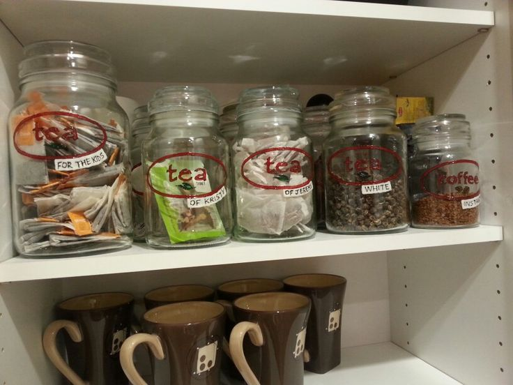 Hot beverage jars