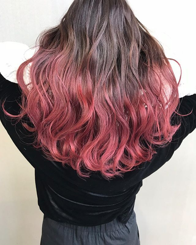 Keita 中村 慶汰 レッド ピンク オレンジ パープルさんはinstagramを