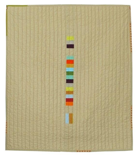 modern quilt by Barbara Perrino