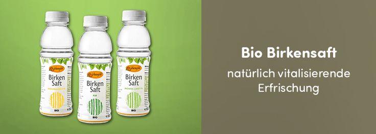 Bio Birkensaft