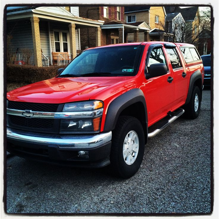 17 Best Images About Chevy Colorado On Pinterest