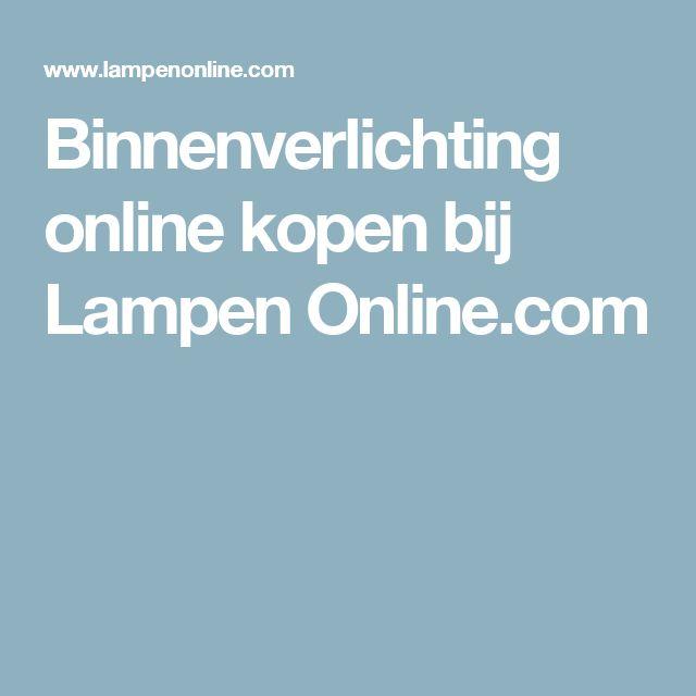 Amazing Binnenverlichting online kopen bij Lampen Online