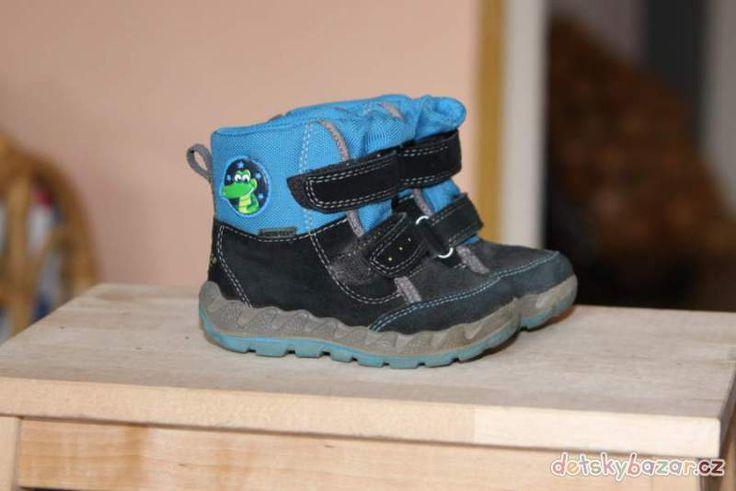 Zimní boty Super fit vel.22