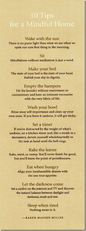 10 tips for a mindful home.: Thoughts, Ideas, Quotes, Organizations, Wisdom, Tips, House, Health, Good Advice