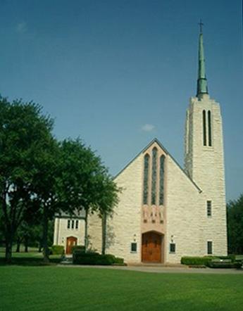 Best Nursing Schools In Texas >> Chapel of the Abiding Presence: Texas Lutheran University ...