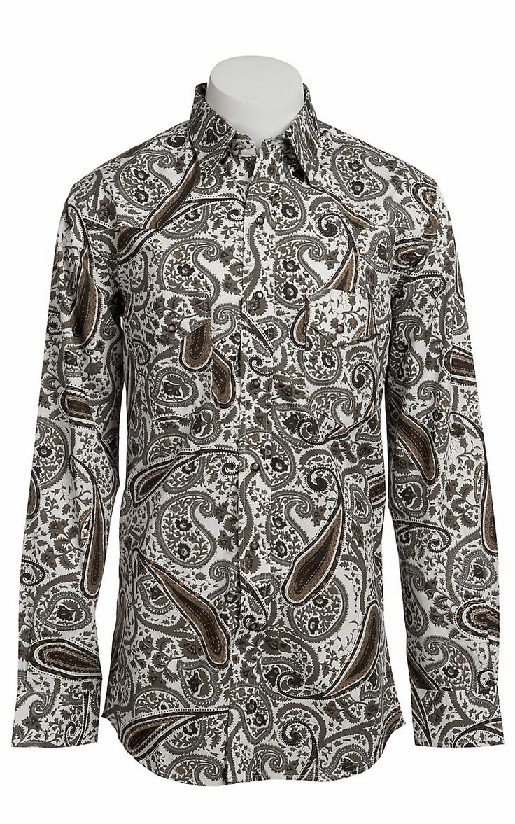 52 best cowboy up images on pinterest copenhagen snuff for Mens shirts with snaps instead of buttons