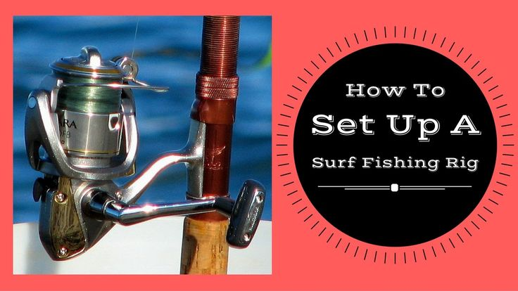 How To Set Up A Surf Fishing Rig is a video and it will show you How To Set Up A Surf Fishing Rig correctly. A good surf fishing rig is both simple and effective, the presentation of bait in the water, either on the bottom, near it, or mid water, needs to be as natural as possible, the leader may need to be stronger than the main line, and yet still needs to move realistically underwater, live bait rigs are spectacularly effective in this zone.