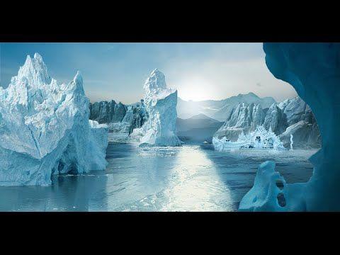 Digital Matte Painting - Mystic Iceland - Breakdown - Photoshop Demo Sho...
