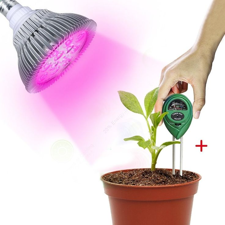 Plant Grow Light Bulb