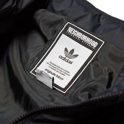 Adidas X Neighborhood Windbreaker Black Trims