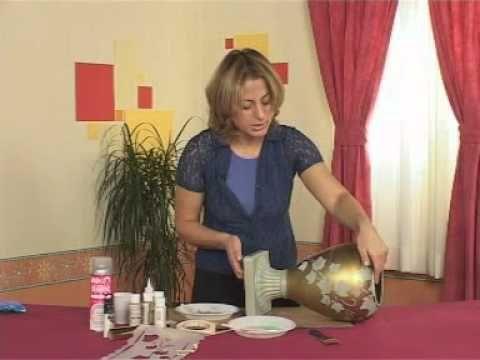 İncili Vazo Projesi - YouTube
