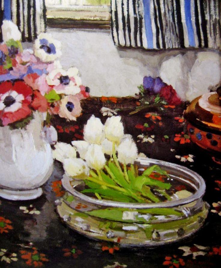 Anemones, 1916 - Margaret Preston