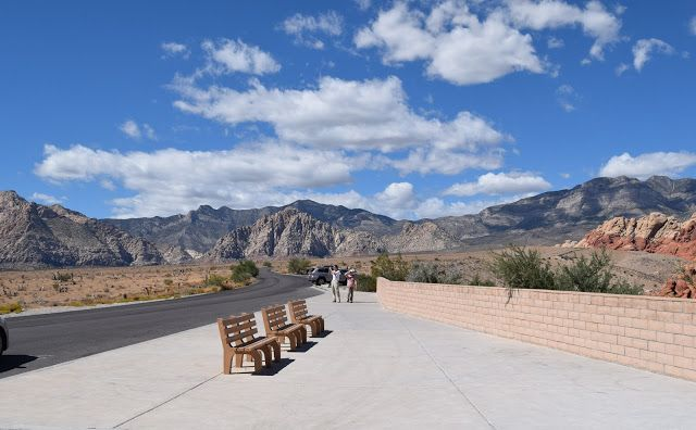 Vegas Girl: An Afternoon on the Red Rock Loop