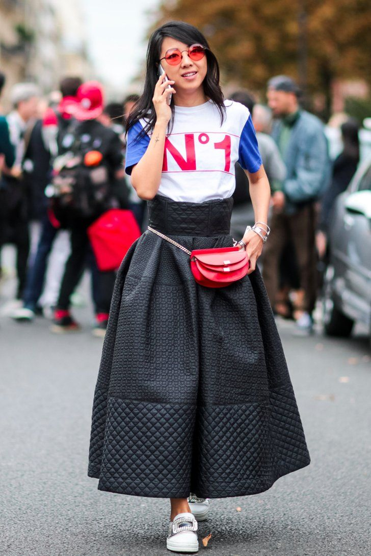 This Fashion Lingo Is Going To Be All You Hear In 2017 Skirt Pinterest Inspiration