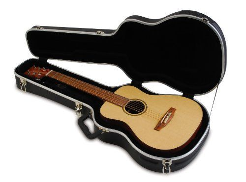 Skb Baby Taylor Martin Lx Guitar Shaped Hardshell By Skb