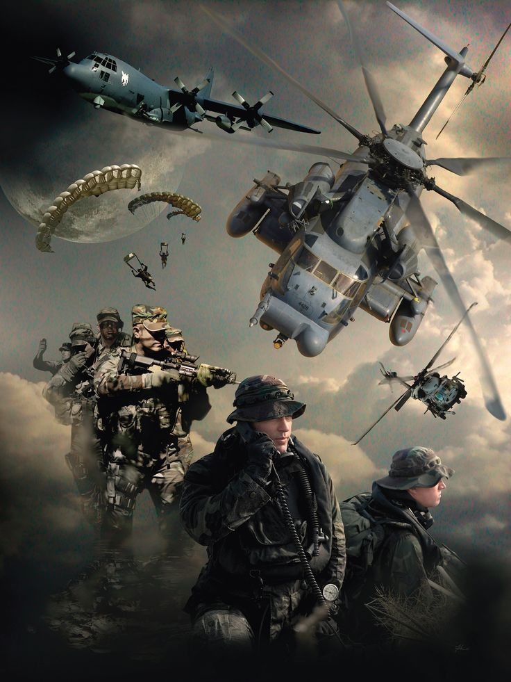Airforce Special Ops