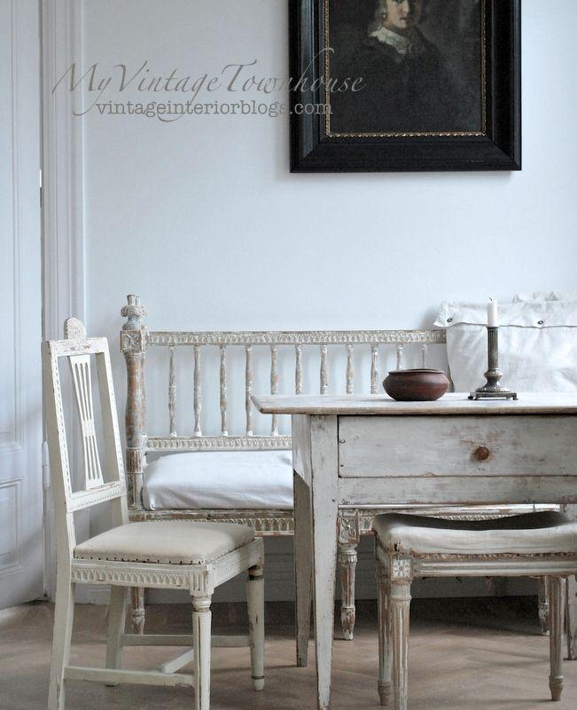 139 besten gustavian home bilder auf pinterest Schweden style einrichtung