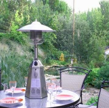 Small Propane Patio Heater For Residential Living