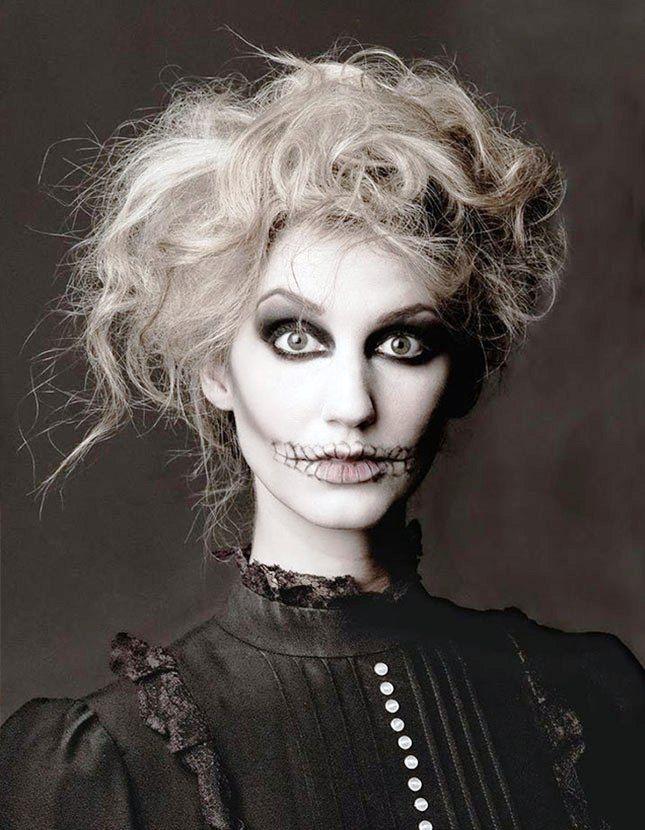 30 Unique Halloween Makeup Ideas For Women | Halloween (Recipes ... 30 Unique Halloween Makeup Ideas for Women | Halloween (Recipes ... Makeup Recipes halloween makeup recipes