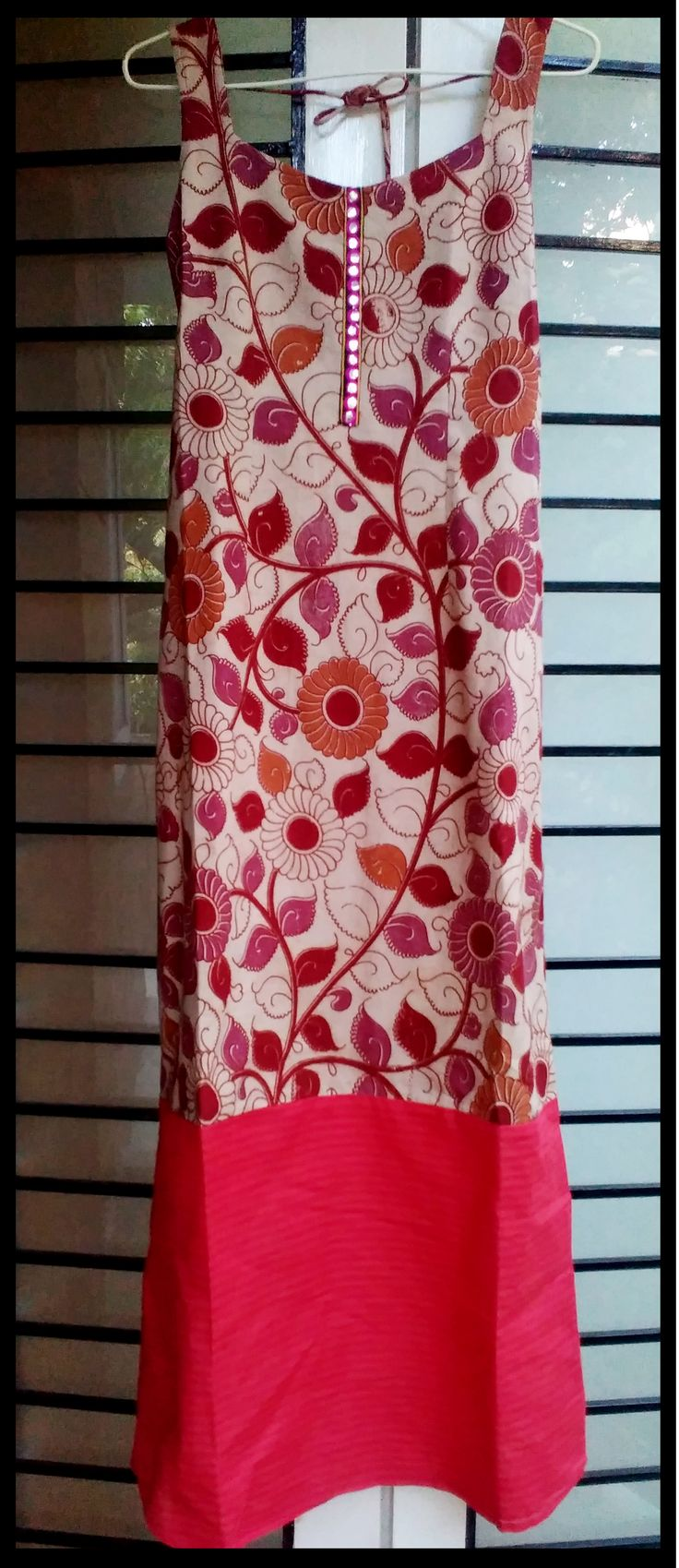 kalamkari maxi dresses by tadka