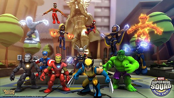 Marvel Super Hero Squad Online | the game is called marvel super hero squad online accoding to ...