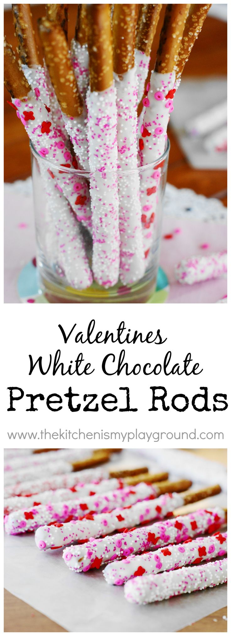 92 best pretzels rods images on Pinterest | Chocolate candies ...
