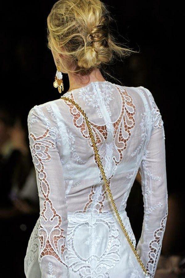 Bordado Richelieu - Richelieu Embroidery