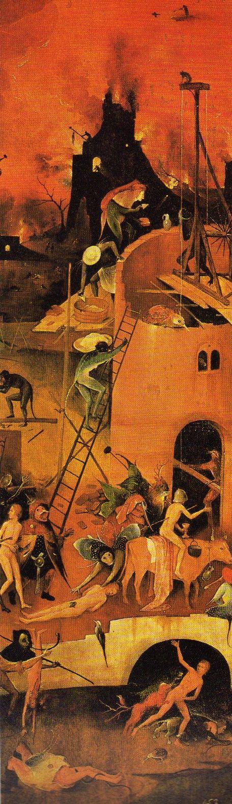 Salvatore Rosa.Las Tentaciones de San Antonio. (C.1646). Coldiroli. San Remo  Salvador Dalí - La tentación de San Antonio 1946 Hieronymus Bo...