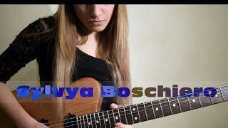 Sylvya Boschiero: Europe - Superstitious Guitar Solo Cover    An amazing melodic guitar solo by Kee Marcello Hope you like. Thank you for your visit!  Europe - Superstitious Guitar Solo Cover  Sylvya Boschiero