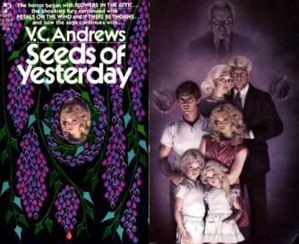 """VC Andrews """"Seeds of Yesterday"""""""