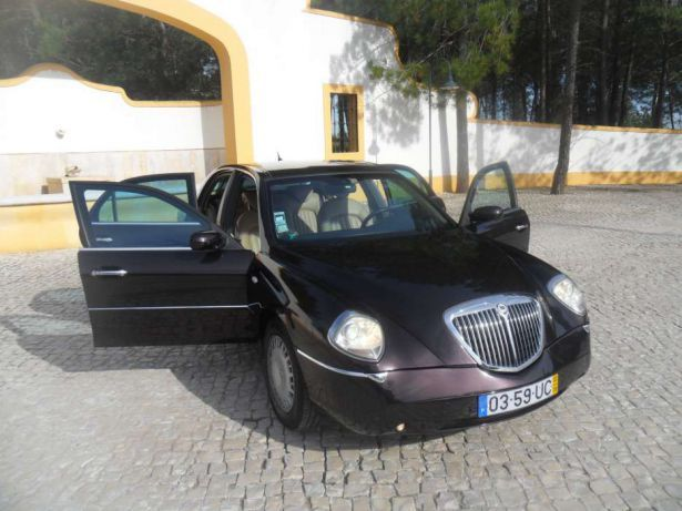 Lancia Thesis 2.0 20v Turbo Quinta do Conde - imagem 1