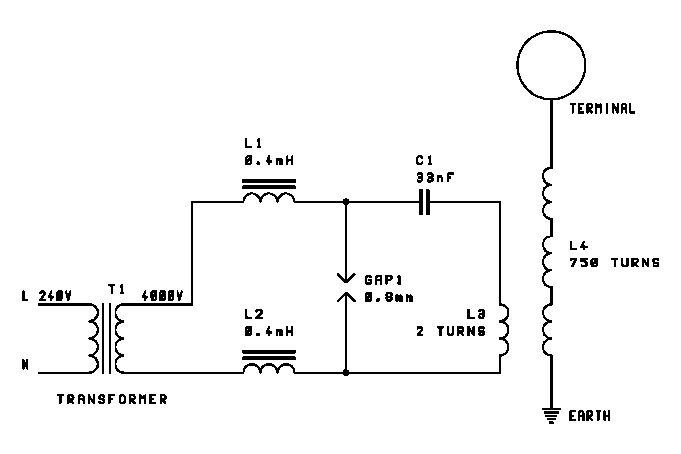 best 25  tesla coil circuit ideas on pinterest