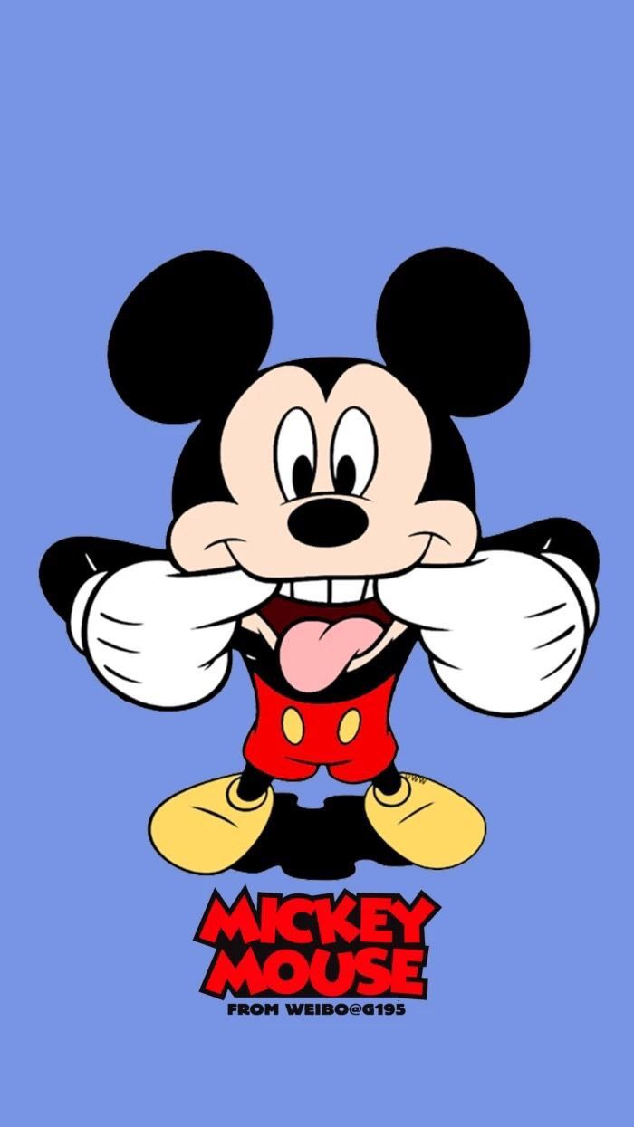 Pin By Fatima On Tumblr Minnie Mouse Pictures Mickey Mouse Wallpaper Mickey Mouse Art